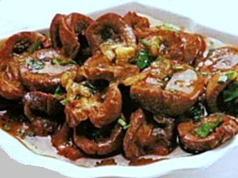 Рецепты горячих блюд из говяжьего языка