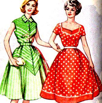 Как из платья сделать юбку на талии